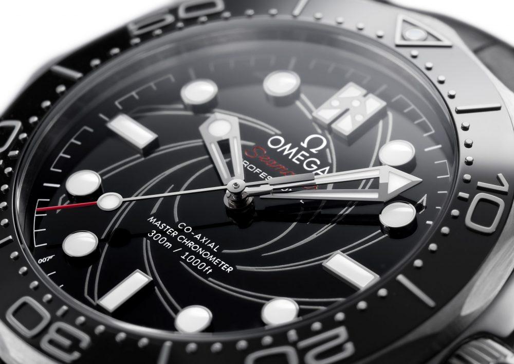 Reloj James Bond no time to die omega
