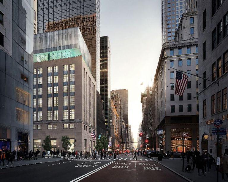 Tiffanny & Co. renueva su flagshipstore en la Quinta Avenida