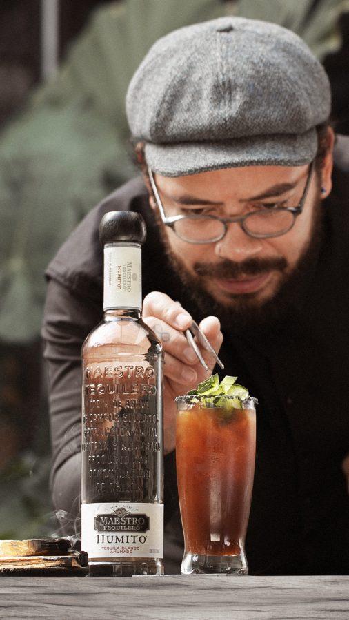 maestro dobel humito tequila cocteles tequila
