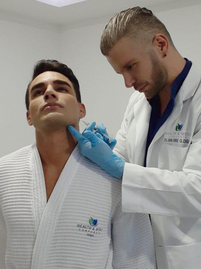 que es la masculinización facial doctor juan jose duque