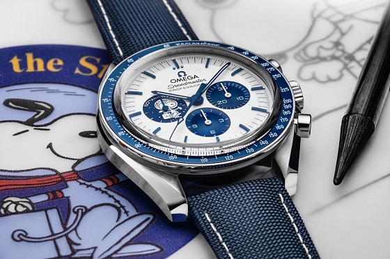 omega speedmaster snoopy NASA