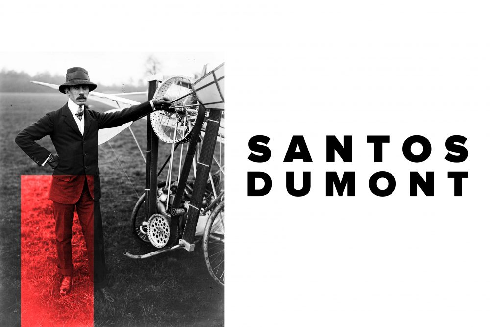 SANTOS DE CARTIER SANTOS DUMONT