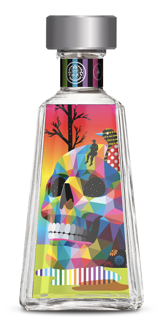 tequila 1800 essential okuda San Miguel