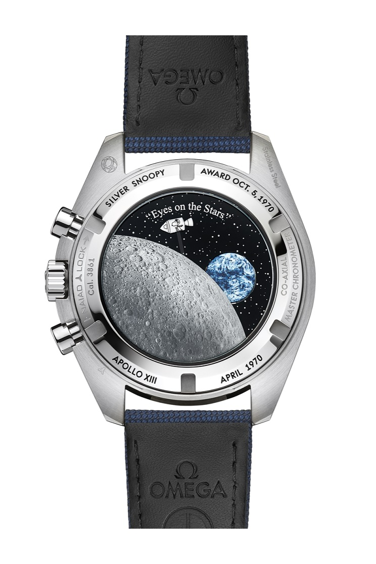 omega speedmaster snoopy NASA