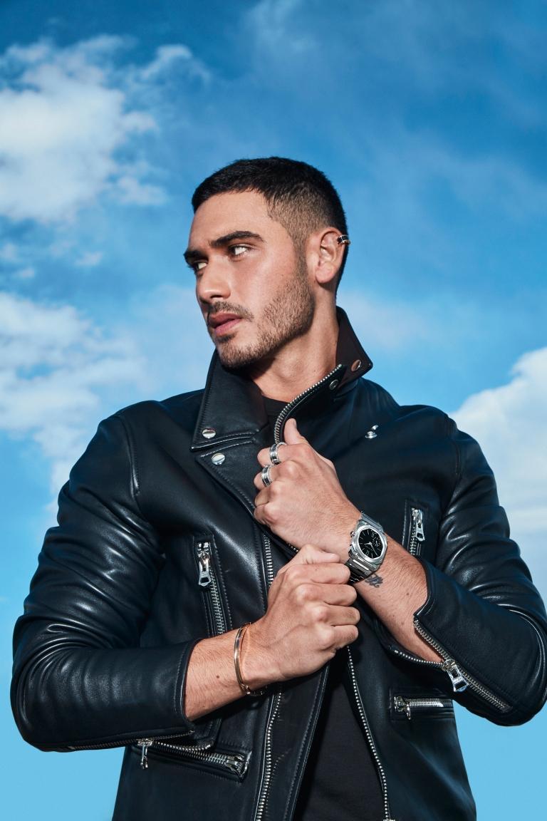 Alex Speitzer se une a BVLGARI como embajador de marca