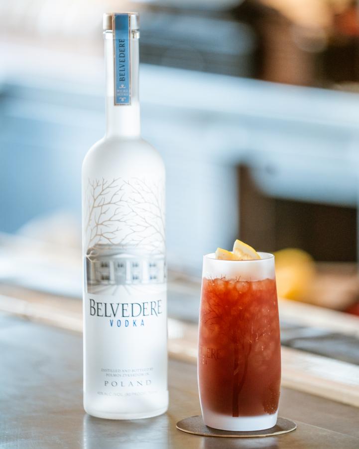 receta Bloody Mary ingredientes Belvedere