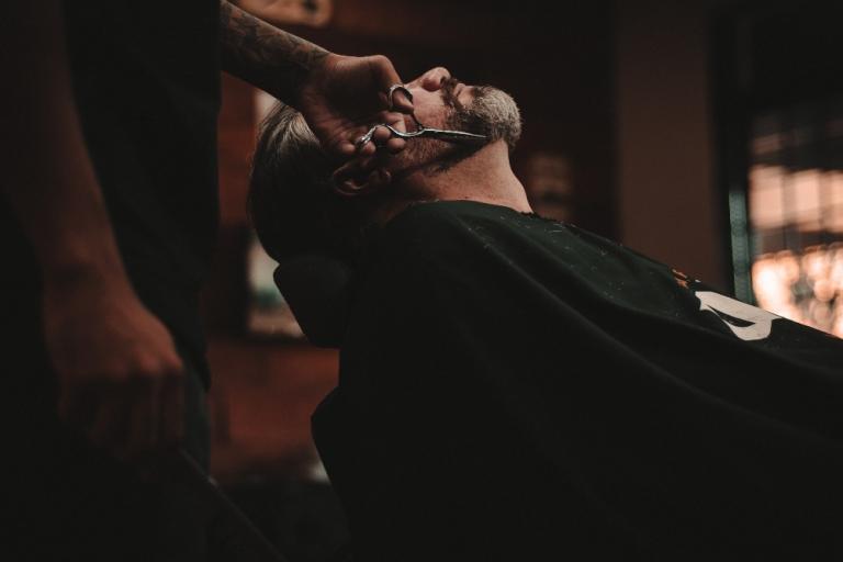 cómo rasurarte correctamente barba consejos