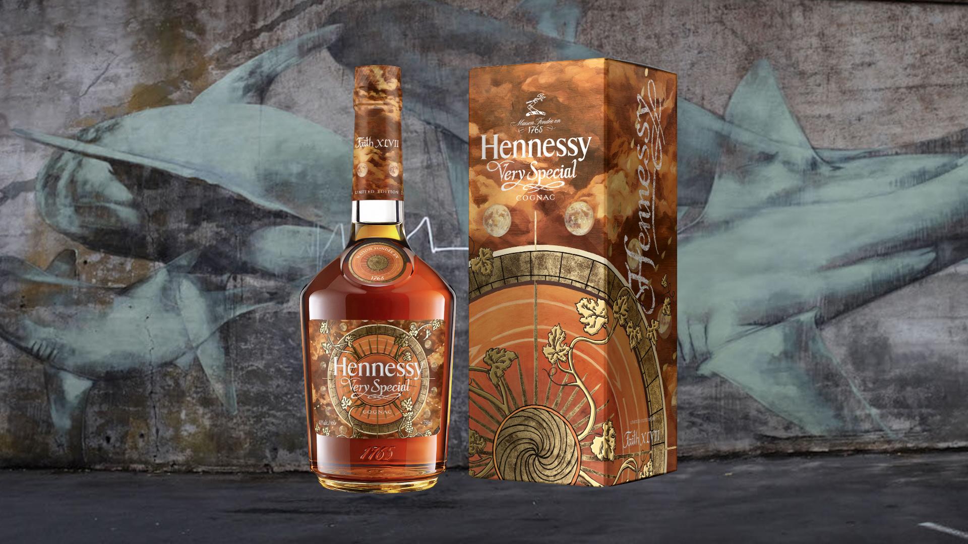Hennessy Very Special en colaboración con Faith XLVII I