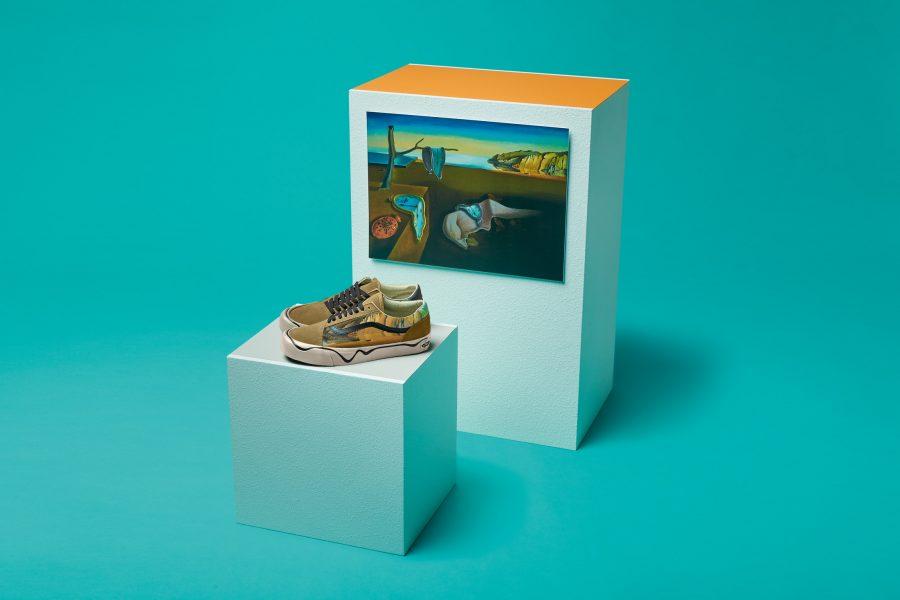 vans moma Salvador Dalí colección