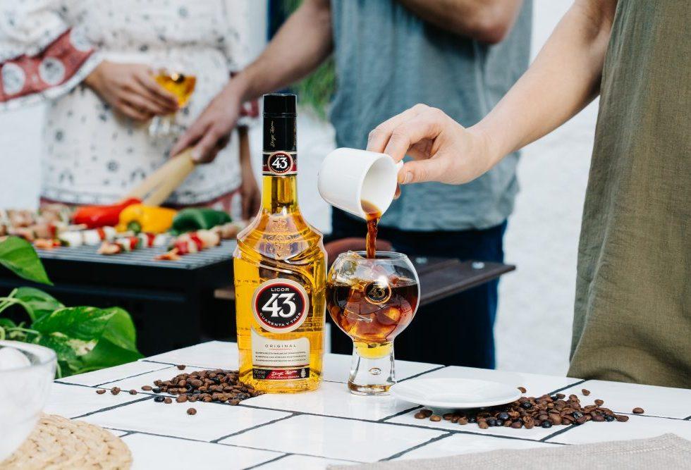 carajillo café soluble licor 43