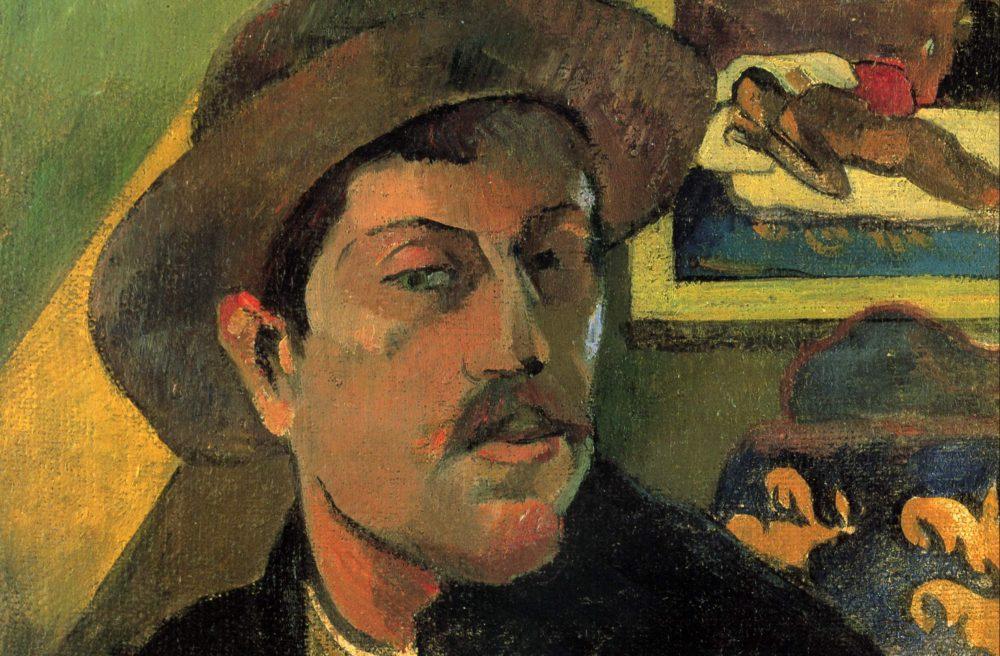 paul Gauguin nieto virrey perú